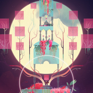 The beautiful world of GRIS - a combat free, storytelling game