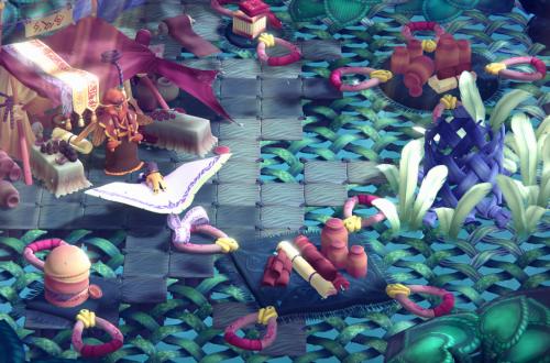 Weaving Tides Kickstarter - Gameplay