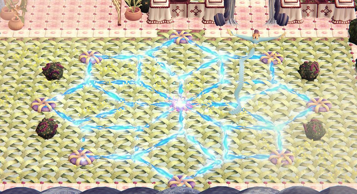 Weaving Tides Kickstarter - Weaving puzzles