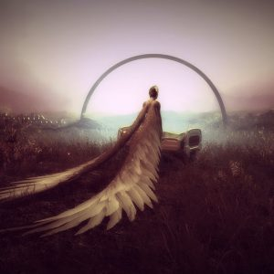 Guided meditation - angel looks over you