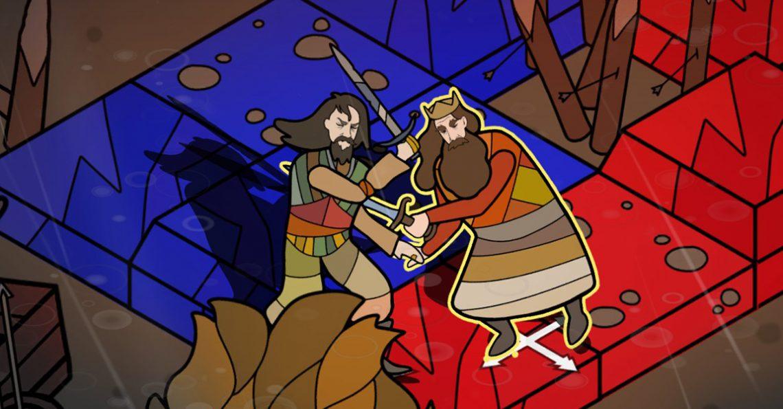 Pendragon - Arthur goes up against Mordred