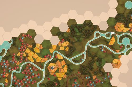 Map in Dorfromantik