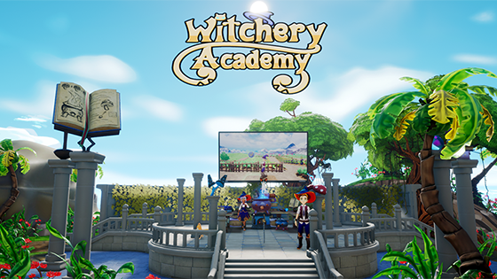 Witchery Academy booth