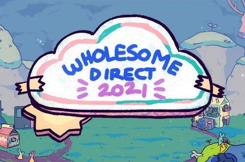 Wholesome Direct 2021 banner