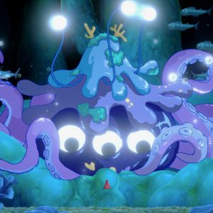 Octopus in Hoa