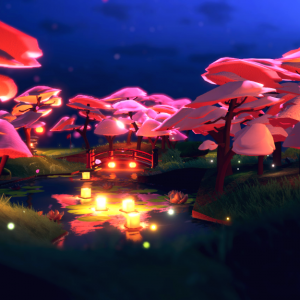 October indie game release A Little Golf Journey