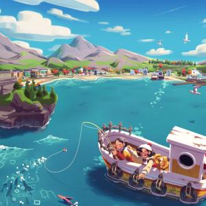 October 2021 indie game release Moonglow Bay